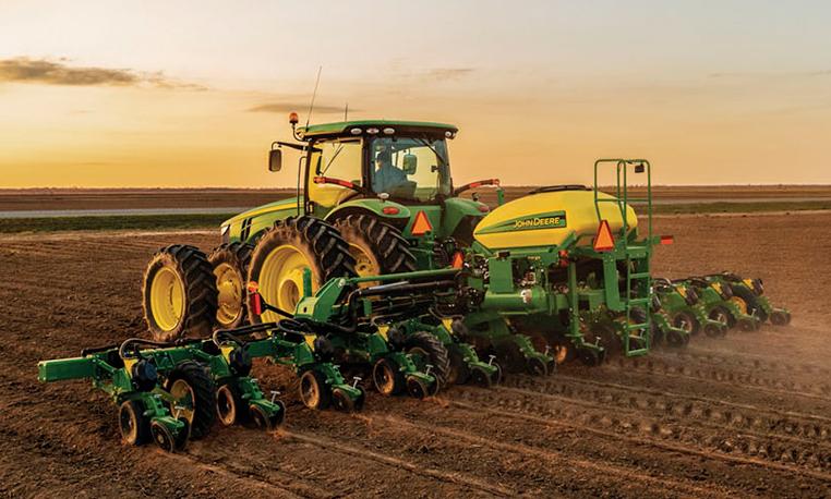 John Deere Planter Early Order 2016
