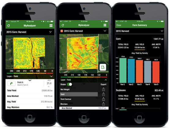 New mobile apps complement John Deere Operations Center