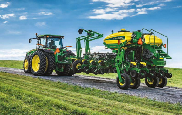 john our row offer dr planters in with toolbar products the stack configurations s planter greater ccs spacing addition wide productivity fold d and deere of
